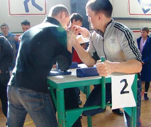 Афанасьев Александр занял 2 место.